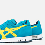 Кроссовки Onitsuka Tiger X-Caliber Hawaiian Ocean/Blazing Yellow фото- 5