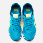 Ontisuka Tiger X-Caliber Sneakers Hawaiian Ocean/Blazing Yellow photo- 4