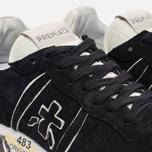 Мужские кроссовки Premiata Eric 2084 Black/White фото- 5