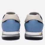 Мужские кроссовки Premiata Lucy 1298E Dark Navy/Blue фото- 3