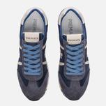Мужские кроссовки Premiata Lucy 1298E Dark Navy/Blue фото- 4