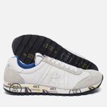 Мужские кроссовки Premiata Lucy 206E White/Grey фото- 2