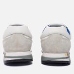 Мужские кроссовки Premiata Lucy 206E White/Grey фото- 3