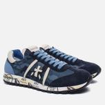 Мужские кроссовки Premiata Lucy 2113 Navy/Blue фото- 1