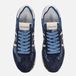 Мужские кроссовки Premiata Lucy 2113 Navy/Blue фото- 4