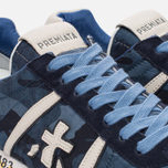 Мужские кроссовки Premiata Lucy 2113 Navy/Blue фото- 5