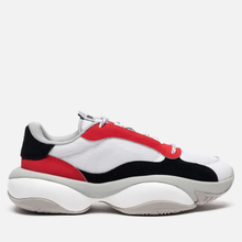 Кроссовки Puma Alteration Core White/High Risk Red фото- 3