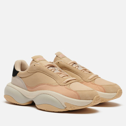 Мужские кроссовки Puma Alteration Premium Leather Pebble/Pink Sand