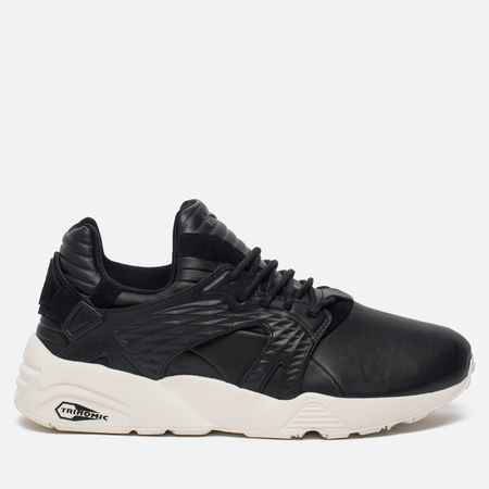 Кроссовки Puma Blaze Cage Glove Black/Whisper White