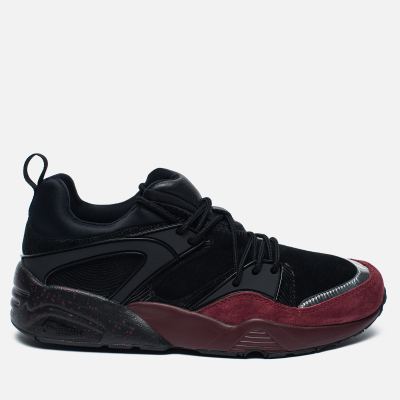 Puma Blaze of Glory OG Halloween Cabernet/Black