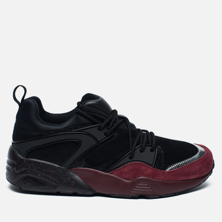Puma Blaze of Glory OG Halloween Sneakers Cabernet/Black