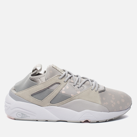 Кроссовки Puma Blaze Of Glory Sock Hanami FM Grey Violet/High Rise