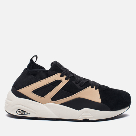 Кроссовки Puma Blaze Of Glory Sock Natural Black/Natural Vachetta/Whisper White
