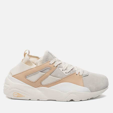 Кроссовки Puma Blaze Of Glory Sock Natural Whisper White/Natural Vachetta/Whisper White