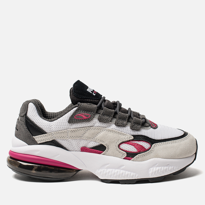 Кроссовки Puma Cell Venom White/Fuchsia Purple