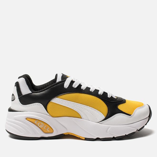 Кроссовки Puma Cell Viper White/Spectra Yellow
