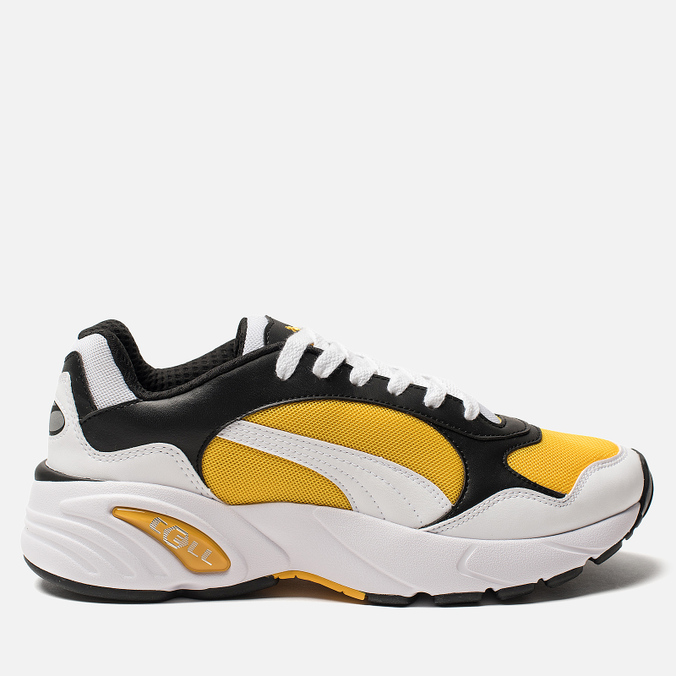 Кроссовки Puma Cell Viper White/Spectra Yellow