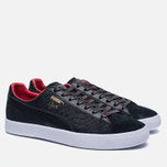 Кроссовки Puma Clyde GCC Black/High Risk Red фото- 2