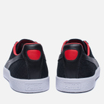 Кроссовки Puma Clyde GCC Black/High Risk Red фото- 3