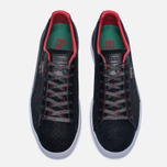 Кроссовки Puma Clyde GCC Black/High Risk Red фото- 4