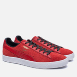 Кроссовки Puma Clyde GCC High Risk Red/Black фото- 2