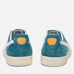 Кроссовки Puma Clyde Premium Core Harbor Blue/Whisper White фото- 3