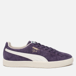 Кроссовки Puma Clyde Premium Core Sweet Grape/Whisper White фото- 0
