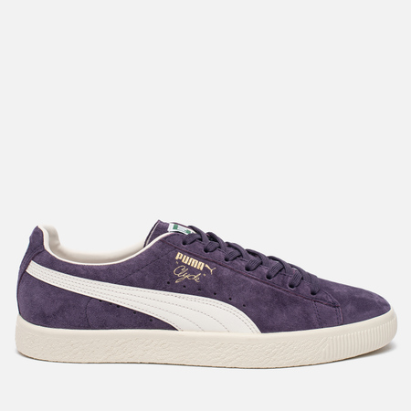 Кроссовки Puma Clyde Premium Core Sweet Grape/Whisper White