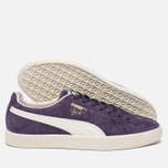 Кроссовки Puma Clyde Premium Core Sweet Grape/Whisper White фото- 1