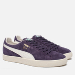 Кроссовки Puma Clyde Premium Core Sweet Grape/Whisper White фото- 2