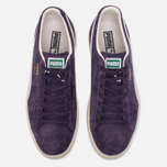 Кроссовки Puma Clyde Premium Core Sweet Grape/Whisper White фото- 4