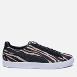 Кроссовки Puma Clyde Suits Pack Oatmeal/Black/White фото- 0