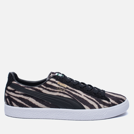 Кроссовки Puma Clyde Suits Pack Oatmeal/Black/White