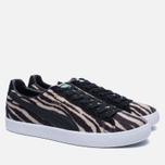 Кроссовки Puma Clyde Suits Pack Oatmeal/Black/White фото- 2