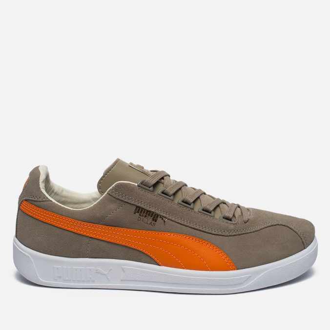 Мужские кроссовки Puma Dallas OG Chinchil/Vib/Orange/White