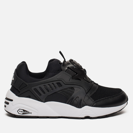 Кроссовки Puma Disc Blaze Black/White