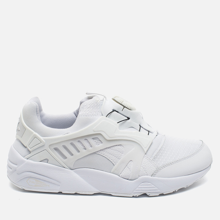 Кроссовки Puma Disc Blaze CT White