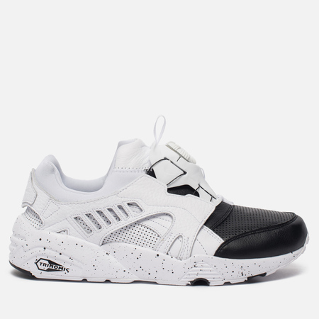 Кроссовки Puma Disc Blaze Frosted Black/White