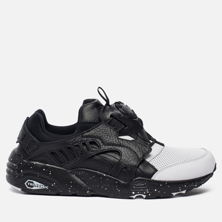Кроссовки Puma Disc Blaze Frosted White/Black