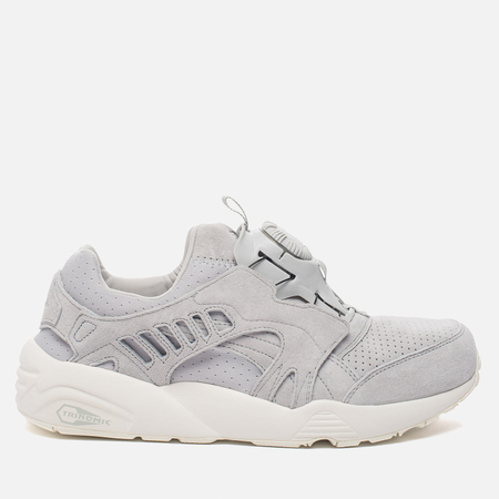 Кроссовки Puma Disc Blaze Mono Glacier Grey/Whisper White