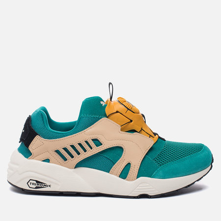Кроссовки Puma Disc Blaze Summer Navigate/Natural Vachetta/Whisper White
