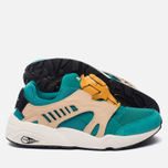 Кроссовки Puma Disc Blaze Summer Navigate/Natural Vachetta/Whisper White фото- 2