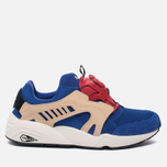 Кроссовки Puma Disc Blaze Summer Surf The Web/Natural Vachetta/Whisper White фото- 0