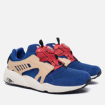 Кроссовки Puma Disc Blaze Summer Surf The Web/Natural Vachetta/Whisper White фото- 1