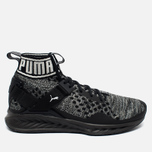 Мужские кроссовки Puma Ignite evoKNIT Black/Quiet Shade фото- 0