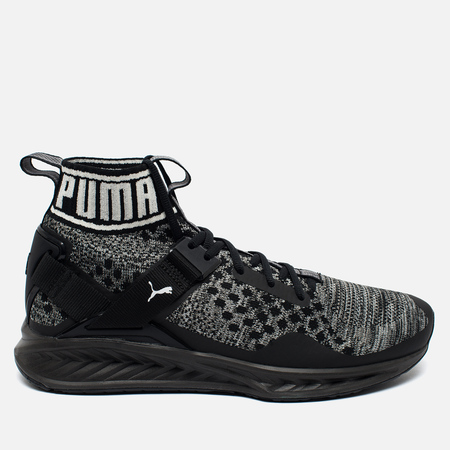 Puma Ignite evoKNIT Men's Sneakers Black/Quiet Shade