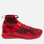 Puma Ignite evoKNIT High Risk Men's Sneakers Red/Black photo- 0