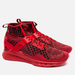 Puma Ignite evoKNIT High Risk Men's Sneakers Red/Black photo- 2