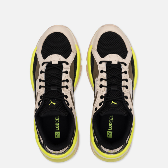 Мужские кроссовки Puma LQD Cell Epsilon Tapioca/Black