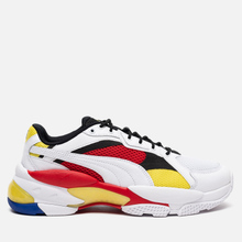 Кроссовки Puma LQD Cell Epsilon White/High Risk Red фото- 3